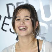 Lucie Lucas interdit à sa fille de regarder ''Clem'' : ''Ça la perturbe''