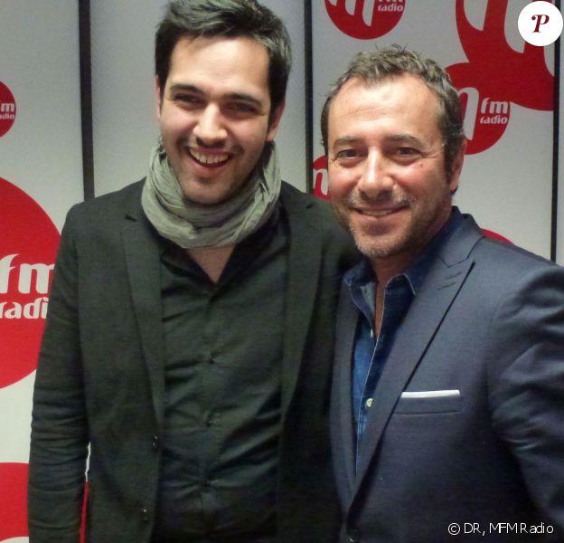 Yoann Fréget était l'invité de Bernard Montiel sur MFM, samedi 11 janvier 2014.