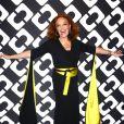 """Diane Von Furstenberg au vernissage de son exposition """"Journey of a Dress"""" à Los Angeles le 10 janvier 2014."""