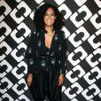 """Tracee Ellis Ross au vernissage de l'exposition """"Journey of a Dress"""" consacrée à la créatrice Diane Von Furstenberg, à Los Angeles le 10 janvier 2014."""