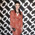 """Kate Nash au vernissage de l'exposition """"Journey of a Dress"""" consacrée à la créatrice Diane Von Furstenberg, à Los Angeles le 10 janvier 2014."""