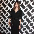 """Gia Coppola au vernissage de l'exposition """"Journey of a Dress"""" consacrée à la créatrice Diane Von Furstenberg, à Los Angeles le 10 janvier 2014."""