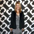 """Lori Loughlin au vernissage de l'exposition """"Journey of a Dress"""" consacrée à la créatrice Diane Von Furstenberg, à Los Angeles le 10 janvier 2014."""