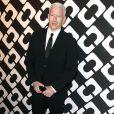 """Anderson Cooper au vernissage de l'exposition """"Journey of a Dress"""" consacrée à la créatrice Diane Von Furstenberg, à Los Angeles le 10 janvier 2014."""