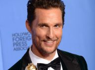 Golden Globes 2014 : Matthew McConaughey triomphe, le come-back devant sa femme