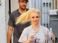 Britney Spears, en sueur et épuisée : Elle garde le cap avec son homme !