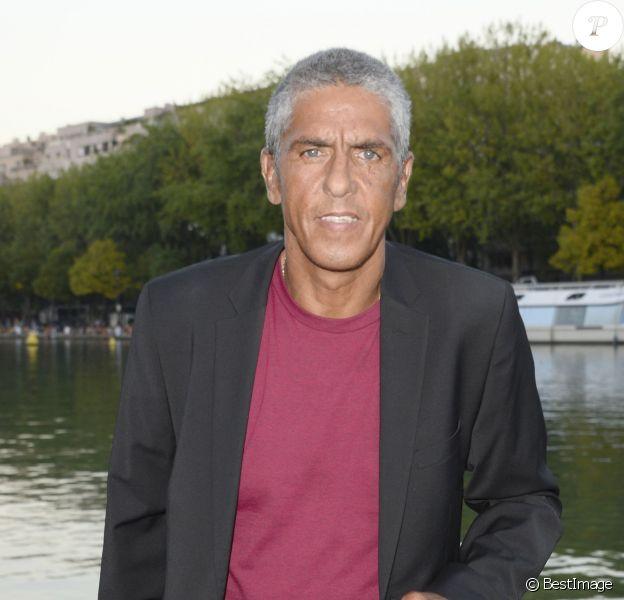 """Samy Naceri lors de l'avant-première du Film """"Tip Top"""" au MK2 Quai de Seine à Paris le 5 septembre 2013"""