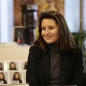 Cécilia Attias, une pensée pour Valérie Trierweiler : 'Comment ne pas en avoir''