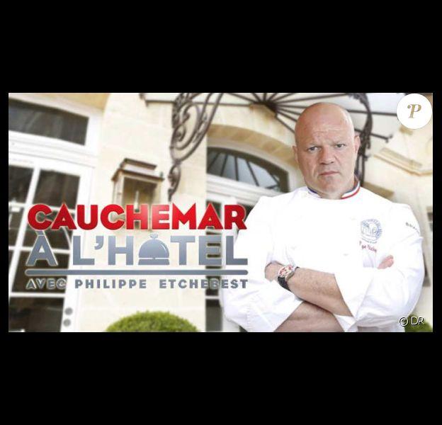 Philippe Etchebest présente Cauchemar en hôtel sur M6.