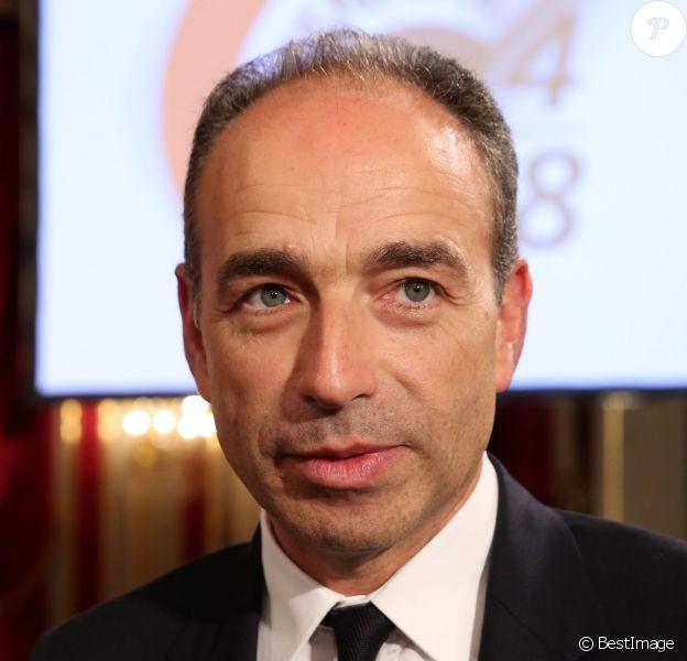 Jean-François Copé à l'Elysée, le 7 novembre 2013.