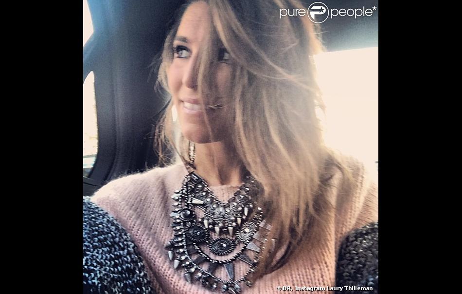 Laury Thilleman : belle et heureuse