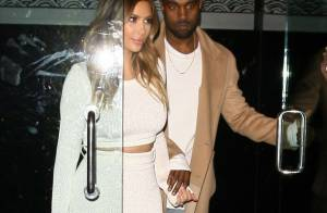 Kim Kardashian et Kanye West : Pour leur mariage cet été, ils ont choisi Paris !