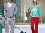 Paris Hilton et son boyfriend : Look négligé, la fêtarde bling-bling se relâche
