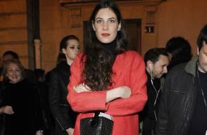 Tatiana Santo Domingo : Belle modeuse pour Valli, à quelques jours du mariage