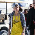 Justin Bieber fait du Segway sur la plage avec des amis à Miami, le 22 janvier 2014. Justin a récemment dépensé plus de 75000 dollars à l'anniversaire de son ami le rappeur Lil Scrappy.