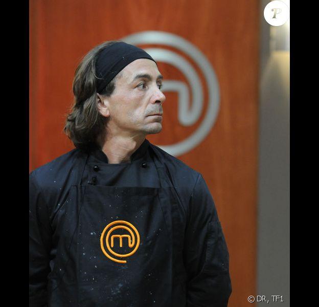 Xavier de Masterchef 2.