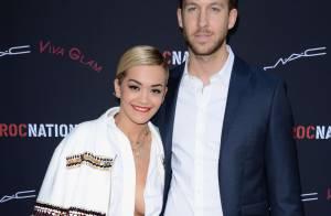 Rita Ora et Calvin Harris, séparés ? Radieux en couple face à Ellen Pompeo