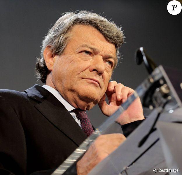 Jean-Louis Borloo à la Maison de la Chimie à Paris le 5 novembre 2013.
