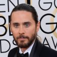 Jared Leto aux Golden Globe Awards à Beverly Hills, le 12 janvier 2014.