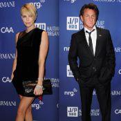 Charlize Theron et Sean Penn, main dans la main : Un couple craquant !