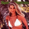 Christie Brinkley en couverture du magazine Sports Illustrated Swimsuit. 1980.