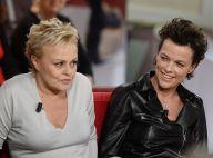 Muriel Robin et Anne Le Nen : Amoureuses complices devant Les Inconnus !
