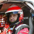 Paul Belmondo amateur de Rallye