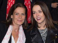 Pauline Ducruet : Rayonnante auprès de sa mère Stéphanie pour les jeux du cirque