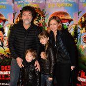 Pauline Lefèvre, Jonathan Lambert, Olivier Marchal en famille :Tous gourmands !