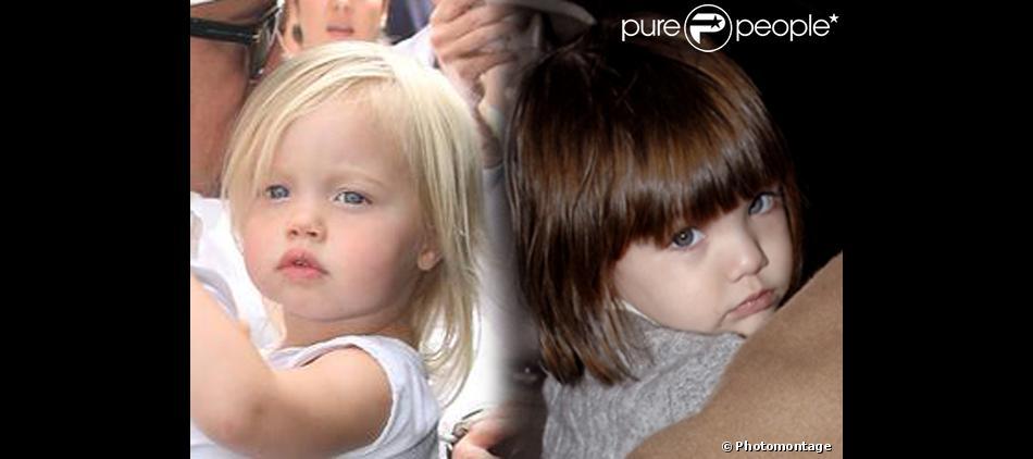Shiloh Jolie-Pitt, Sur...