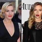Kate Winslet et Scarlett Johansson sans maquillage : Le naturel et la vérité