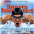 Couverture de Michael Phelps