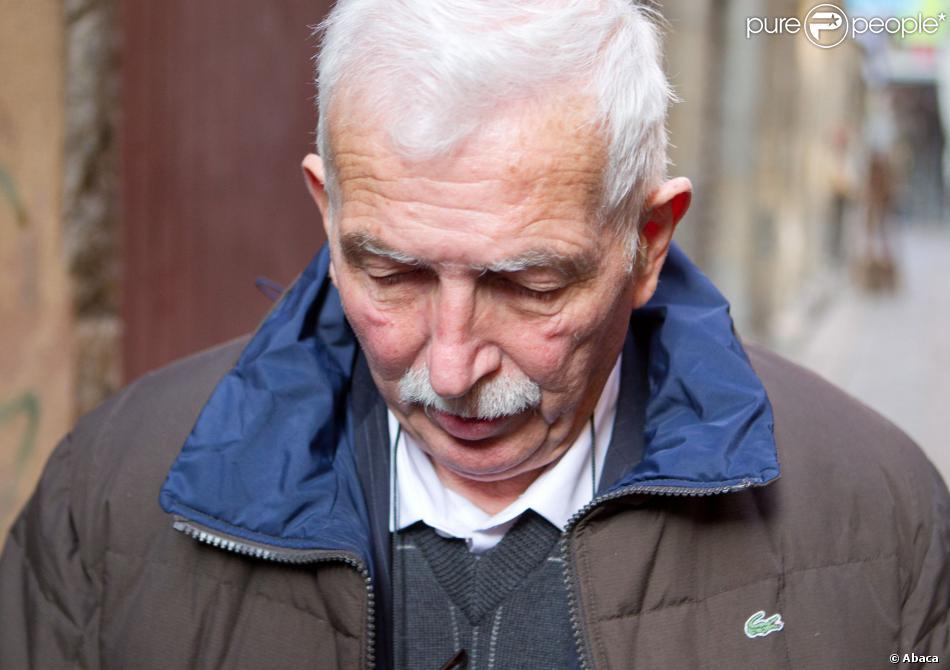 Régis de Camaret, le 15 novembre 2012 lors de son procès devant le tribunal de Lyon