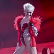Miley Cyrus : Body échancré, marijuana et danses sexy, son Bangerz Tour provoque