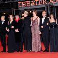 Le jury lors de la cérémonie de clôture du 64e festival international du film de Berlin, La Berlinale, le 15 février 2014.