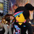"""La chanteuse Tal - Première du film """"La grande aventure Lego"""" au Gaumont Capucines à Paris. Le 16 février 2014 16/02/2014 - Paris"""