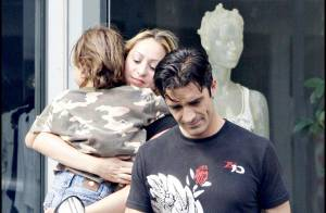 Gilles Marini, la bombe de 'Sex and the City', détente en famille...