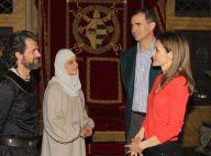Letizia et Felipe d'Espagne, fans de la série Isabel, s'invitent sur le tournage