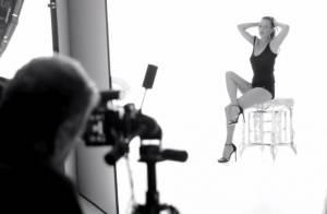 Kate Moss : Une rayonnante égérie, prête pour un été chic et sexy