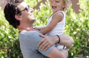 PHOTOS EXCLUSIVES : Gwen Stefani se repose, pendant que son mari joue avec leur fils...
