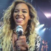 Beyoncé : Généreuse, elle surprend une fan sur scène pour un moment inoubliable