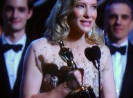 Oscars 2014 : Cate Blanchett, névrosée de Blue Jasmine, sacrée meilleure actrice