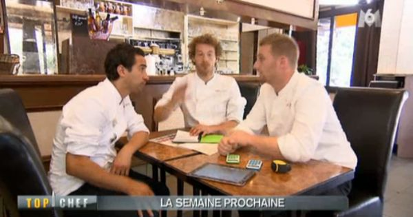 bande annonce de l 39 mission top chef 2014 m6 du 3 mars 2014 lors de cette pisode aura lieu. Black Bedroom Furniture Sets. Home Design Ideas