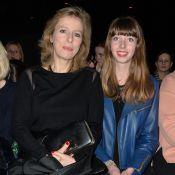 Karin Viard et sa fille, Emmanuelle Béart : Fans de mode conquises