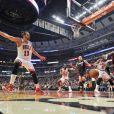 Joakim Noah a sorti un match exceptionnel face au Heat de Miami, le 9 mars 2014 au United Center de Chicago