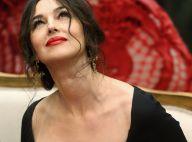 Monica Bellucci : Divine à Moscou, dans son rôle d'égérie beauté