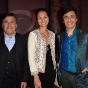 Isabelle Giordano, Nagui et Michel Drucker : Réunis pour une soirée télé