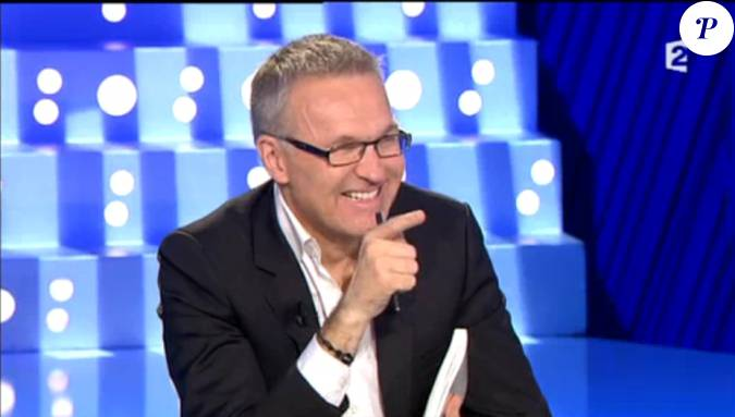 Laurent ruquier pr sente l 39 mission on n 39 est pas couch le - Assister a l emission on est pas couche ...