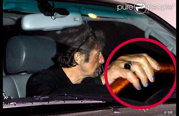 Al Pacino 2008 Ongles Où Ai-Je La Tête ?