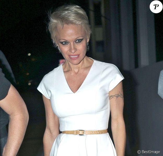 Pamela Anderson Faire L Amour Les Cheveux Courts Je Trouvais Ca Bizarre Purepeople